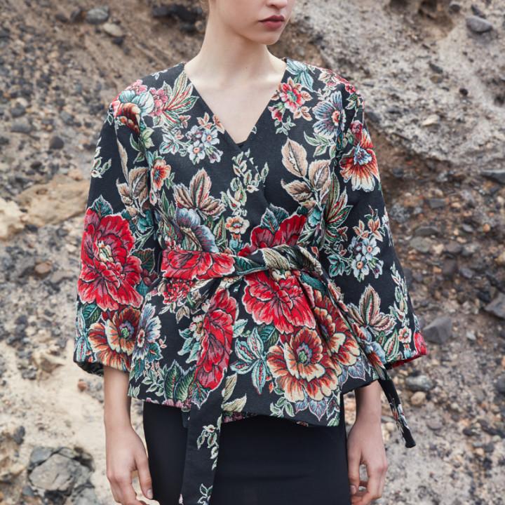 Kardigan kimono