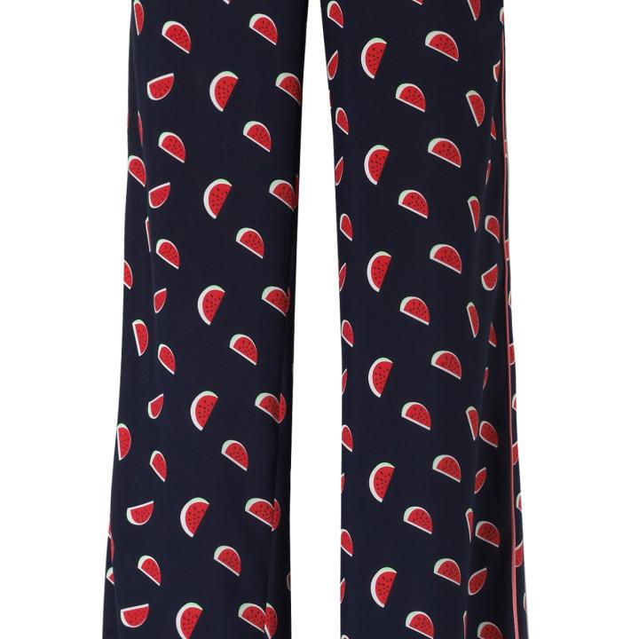 Spodnie w arbuzy
