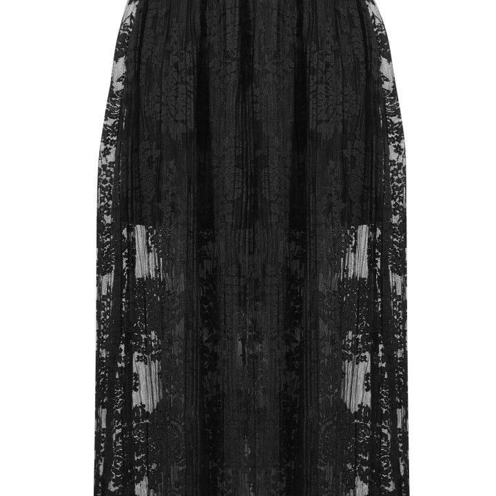 Sukienka maxi z gorsetem